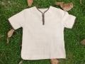 C 001-1 Handmade cotton น้ำมอญเสื้อผ้าฝ้าย