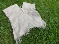 C 002-1 Handmade cotton น้ำมอญเสื้อผ้าฝ้าย
