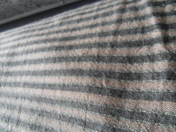 Nammorn Weaving Cotton ผ้าฝ้ายทอมือย้อมสีธรรมชาติ น้ำมอญ  A036