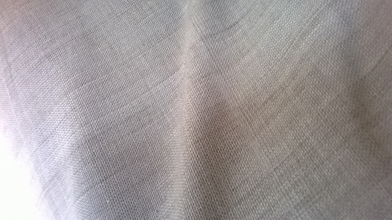Nammorn Weaving Cotton ผ้าฝ้ายทอมือย้อมสีธรรมชาติ น้ำมอญ  A037