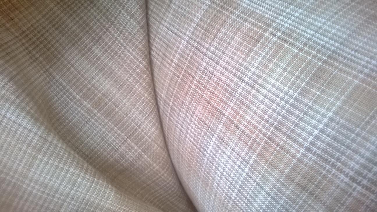 Nammorn Weaving Cotton ผ้าฝ้ายทอมือย้อมสีธรรมชาติ น้ำมอญ  A039
