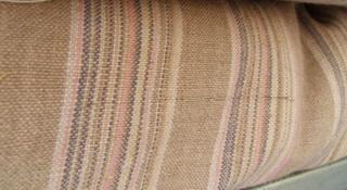 Nammorn Weaving Cotton ผ้าฝ้ายทอมือย้อมสีธรรมชาติ น้ำมอญ  A041