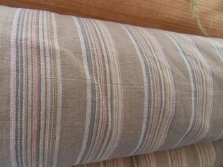 Nammorn Weaving Cotton ผ้าฝ้ายทอมือย้อมสีธรรมชาติ น้ำมอญ  A042