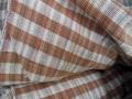 Nammorn Weaving Cotton ผ้าฝ้ายทอมือย้อมสีธรรมชาติ น้ำมอญ  A035