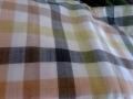Nammorn Weaving Cotton ผ้าฝ้ายทอมือย้อมสีธรรมชาติ น้ำมอญ  A046